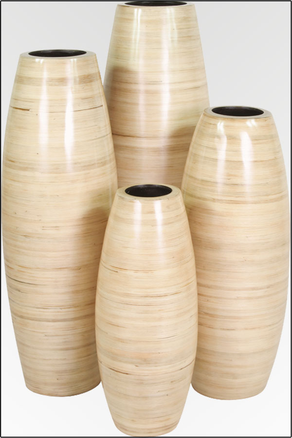 messina vase 28 x 60 cm in weiden optik g nstig kaufen bei. Black Bedroom Furniture Sets. Home Design Ideas